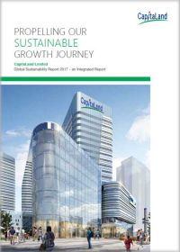 CapitaLand Limited Global Sustainability Report 2017